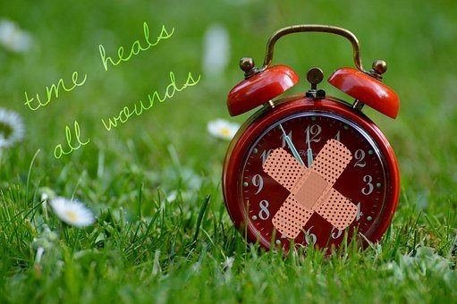 Time Heals All Wounds, Consolation, Encourage