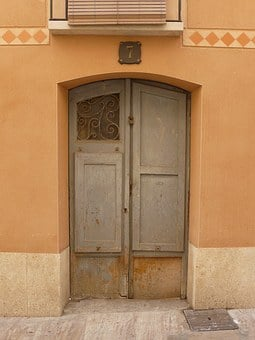 Door, Wood, Wooden, Decorative, Entrance, Doorway