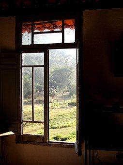 Window, Inner Vision, Farm, Frame, Peace
