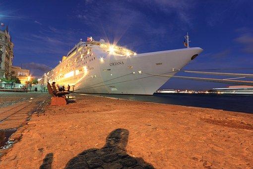 Turkey, Istanbul, Cruise, Ship, Cruise Terminal
