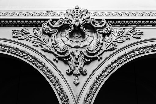 Beautiful Ornament, Rome, Italy, Ornamental, Ancient