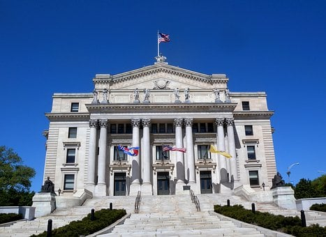 Newark, New Jersey, Courthouse, Law, Architecture