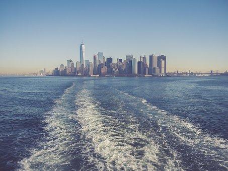 New York, City, M, New York City, Manhattan, York, New