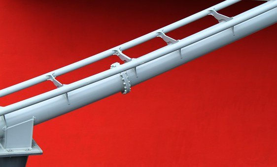 Roller Coaster, Rail, Track, Steel Structure, Metal