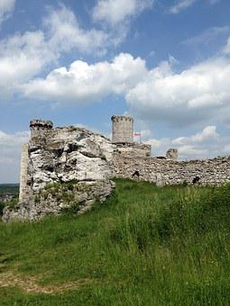 Ogrodzieniec, Poland, The Museum, Castle, Monument