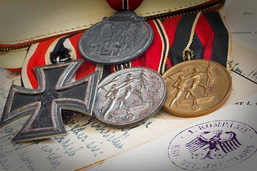 Order, World War Ii, Documentation, Medal, Historically
