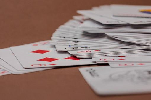 Card Game, Cards, Playing Cards, Heart, Poker, Play
