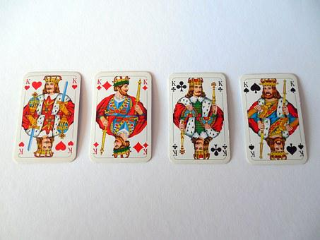 Cards, Playing Cards, Aces, Pik, Heart, Skat, Diamonds