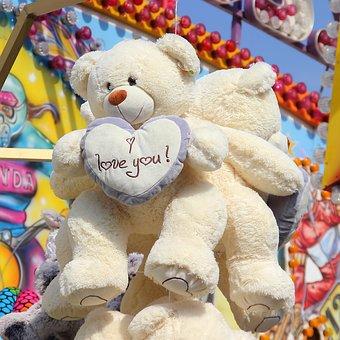 Lot Shop, Stuffed Animal, Stuffed Bear, Year Market