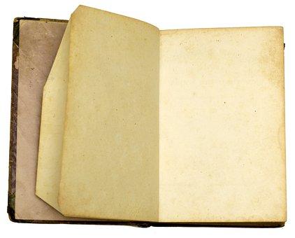 Book, Vintage, Old, Texture, Retro, Dirty, Antique