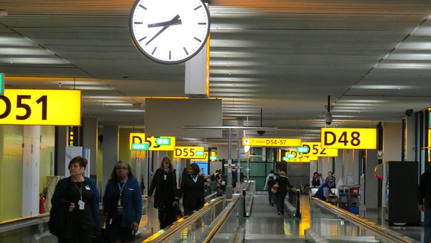 Time, Airport, Travel, Flight, Terminal, Journey, Gate