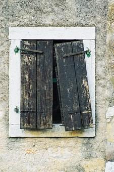Window, Old, Architecture, Wood, Frame, Wooden, Grunge