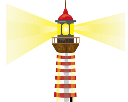Lighthouse, Building, Construction
