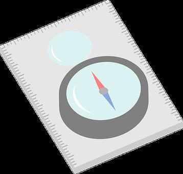 Compass, Navigation, Direction, North