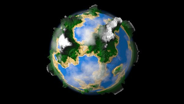 Planet, Environment, Earth, Globe, World, Global