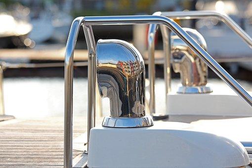 Sailing Boat, Deck, Ship, Boat, Yacht, Nautical, Sea