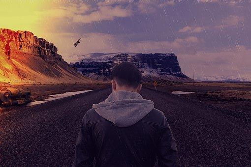 Air, Freedom, Edited, Serenity, Nature