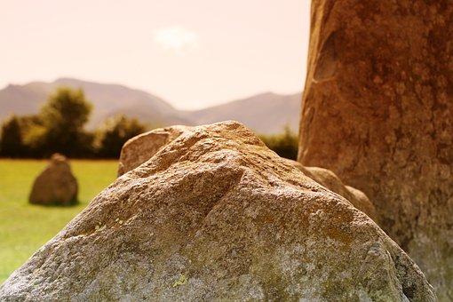 Castlerigg Stone Circle, Prehistoric, Cumbria