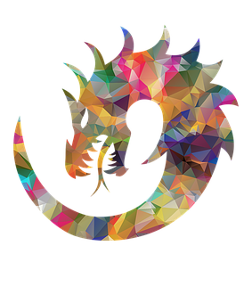 Dragon, Fire-spewing, Dragon Fire, Dragon 3d Shapes
