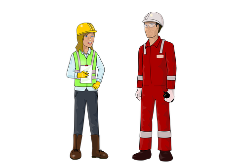 Engineer, Engineering, Safety, Work, Job