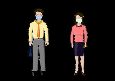 Social Distancing, Social Distance, Face Mask, Mask