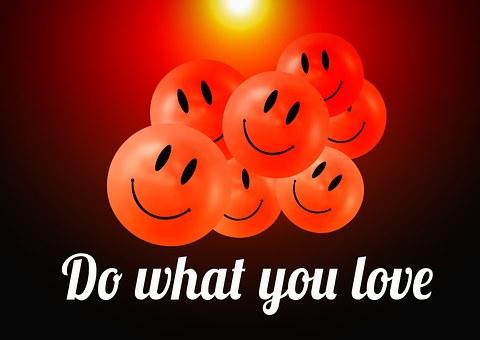 Smilie, Positv, Motivation, Smile, Act, Action, Do, Joy