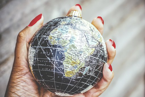 World, World In Your Hand, Take Care Of The Planet