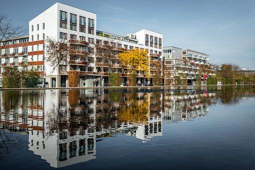 S Hertogenbosch, Reflexion, Apartments