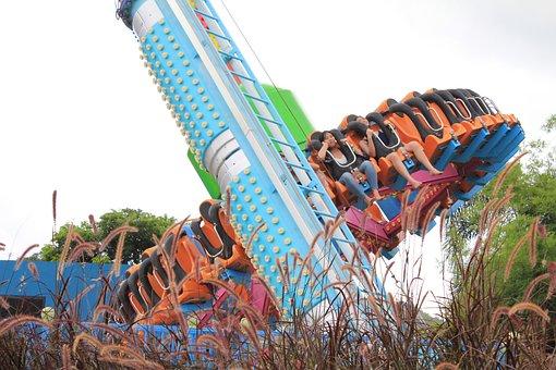 Fun, Park, Family, Entertainment, Fair