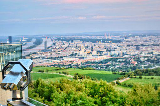 Kahlemberg, Vienna, Austria, City, Tourism, Europe