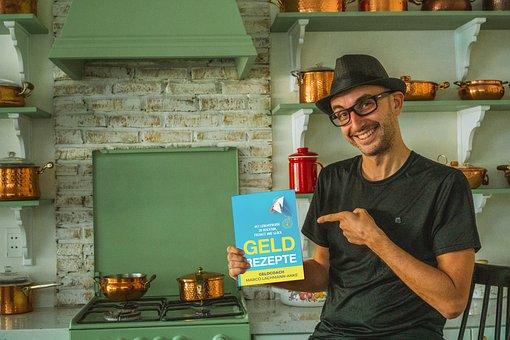 Money, Kitchen, Money Recipes, Book