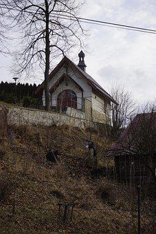 Pieniny, Apartments, Chapel