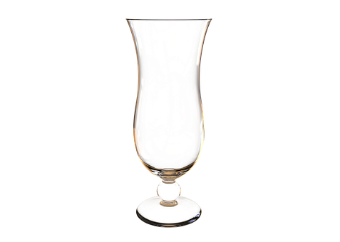 Glass, Beer Glass, Tulip, Isolated, Beer