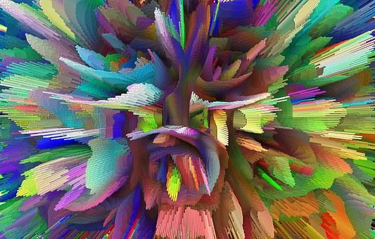 Bomb, Background, Pattern, Explode, Pop, Destruction