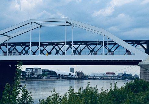 Mannheim, Ludwigshafen, Baden Württemberg, Sachsen