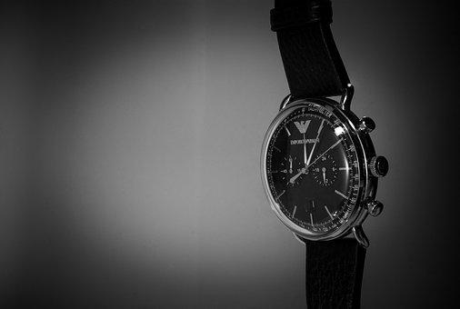 Modern, Watch, Emporio, Armani