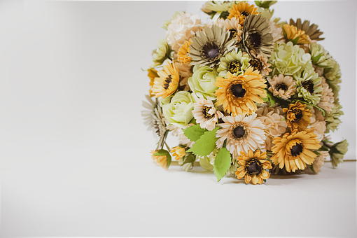 Daisy, Paper Flower, Flowers, Floral