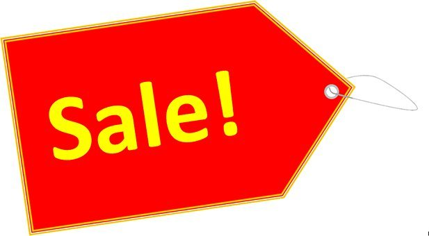 Sale, Label, Tag, Price, Discount, Retail, Promotion