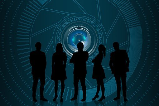 Big Brother, Surveillance, Business, Security