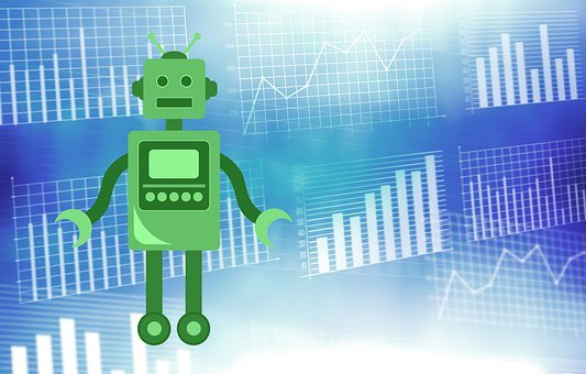 Robo Adviser, Investment, Fintech, Money, Technology