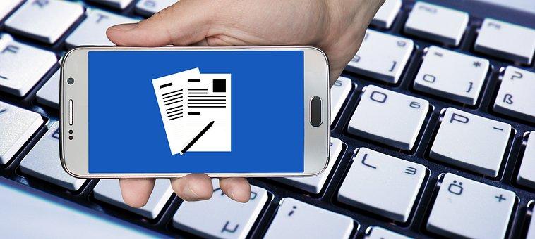 Application, Request, Smartphone