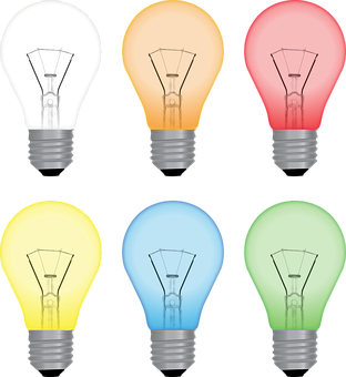 Bulb, Lamp, Fluorescent, Invention, Filament