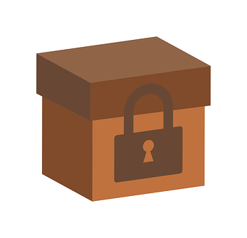 Box, Lock, Safe, Metal, Security, Safety, Protection