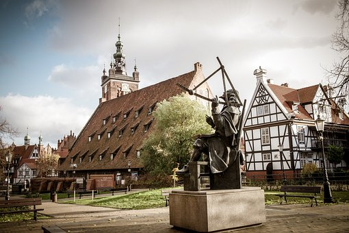 Gdańsk, House Hevelius, The Old Town, Architecture