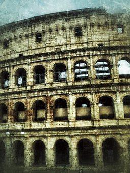 Rome, Historic, Architecture, Italy, Building, Famous