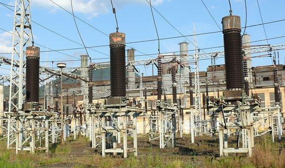 Energy, Electrical Substation