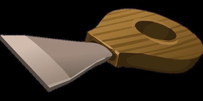 Grater, Scraper, Tool, Kitchen, Wood, Metal