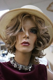Mannequin, Female, Woman, Model, Dress, Fashion, Girl
