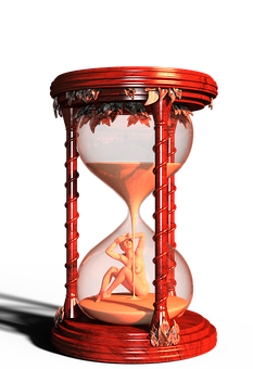 Hourglass, Time, Clock, Transience, Minute, Second