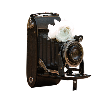 Camera, Photograph, Image, Isolated